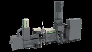 image of Plasmac Epsilon plastics recycling unit