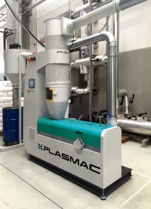 Plasmac Alpha Scrap Reclamation Machine