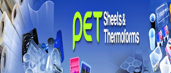 PET Sheets and thermoforms